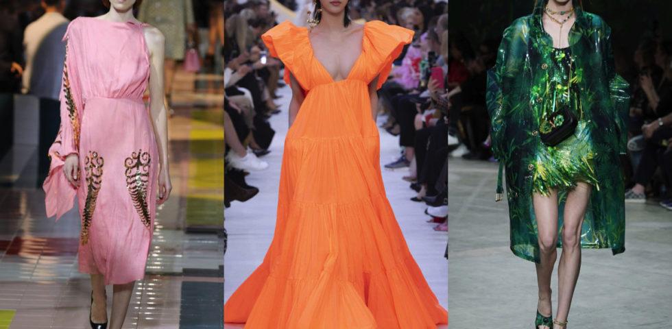 Colori moda Primavera-Estate 2020: tendenze