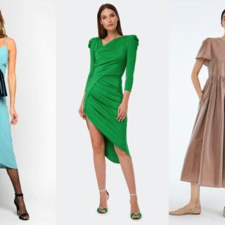 Fashion Alert: abiti midi da cerimonia