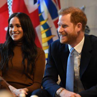 Harry e Meghan: prime foto dopo la Megxit