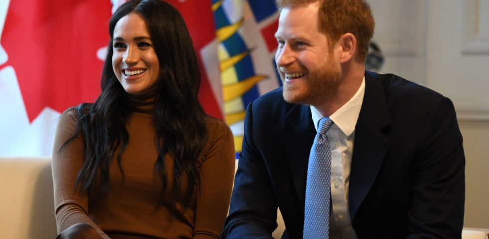 Meghan Markle e il Principe Harry: ente benefico alla Stanford University