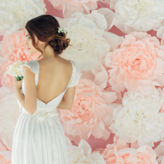 Beauty Alert: acconciature da sposa per capelli lunghi