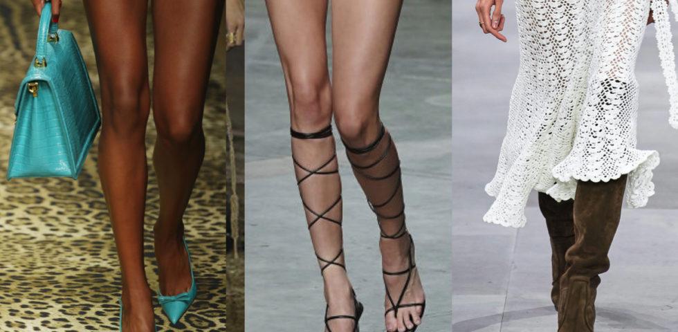 Scarpe moda Primavera-Estate 2020: quali sono le tendenze