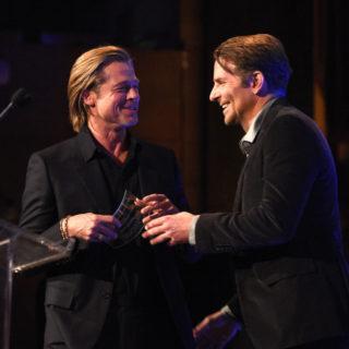 Brad Pitt: Sono sobrio grazie a Bradley Cooper