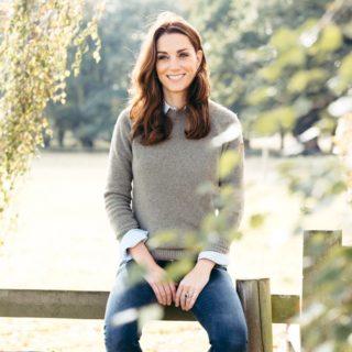Kate Middleton trend setter con i suoi skinny jeans
