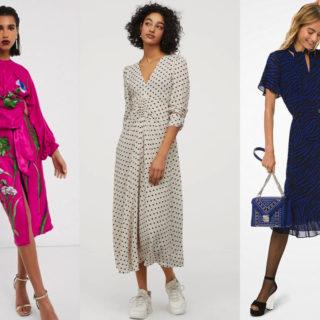 Fashion Alert: abiti midi da indossare a primavera!