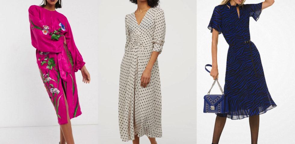 Moda Primavera-Estate 2020: vestiti midi