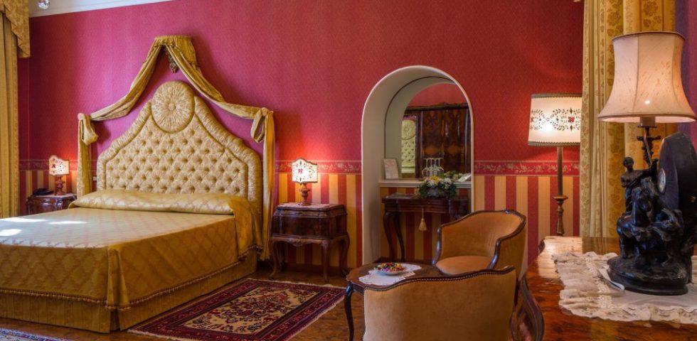 Dormire in un castello: i più romantici d'Italia