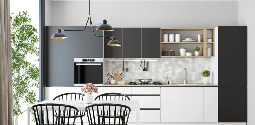 Tendenze cucine 2020: colori e materiali