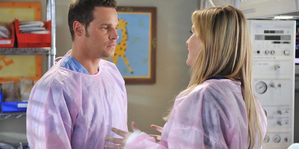 Il dottor Alex Karev dice addio a Grey's Anatomy