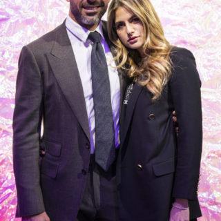 Luca Argentero e Cristina Marino sono la coppia del momento