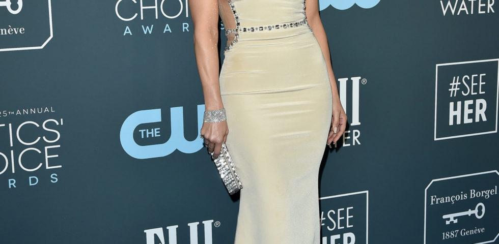 Jennifer Lopez e Charlize Theron le più belle sul red carpet dei Critics' Choice Awards 2020