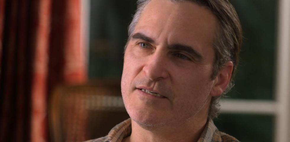 Joaquin Phoenix e il dolore per la morte del fratello River
