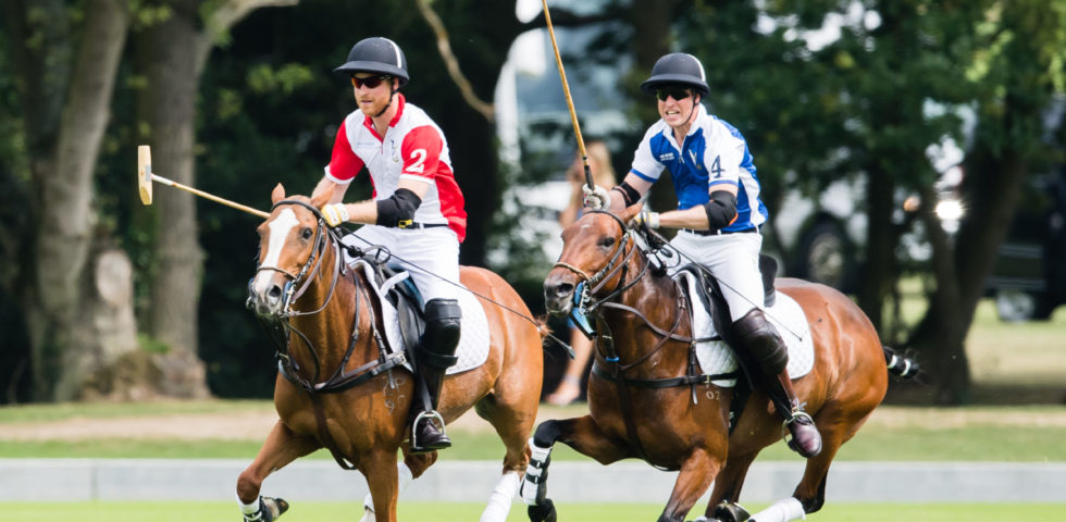 William e Harry: furibonda lite prima della partita di polo