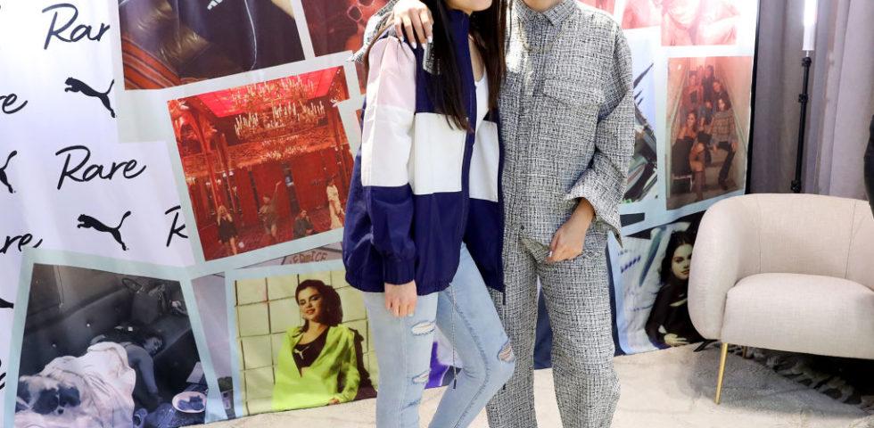 Selena Gomez, il nuovo look per l'album Rare