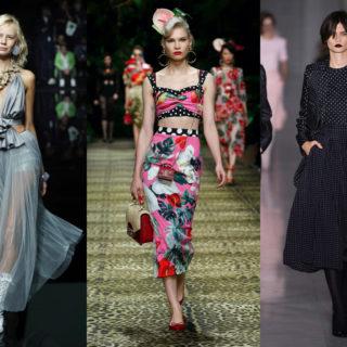Fashion Alert: trend gonne!