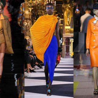 Fashion Alert: come abbinare correttamente l'arancione
