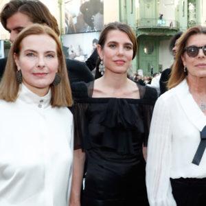 Charlotte Casiraghi e Carole Bouquet: rapporto difficile
