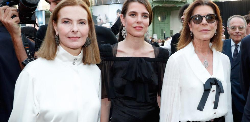 Charlotte Casiraghi: rapporto difficile con la suocera Carole Bouquet?