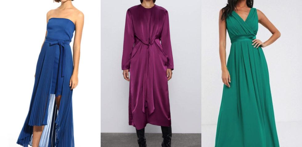 Vestiti Da Sposa Zara.Abiti Da Cerimonia 2020 Lunghi Zara Asos E Diffusione Tessile