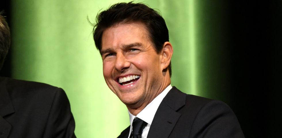 Tom Cruise girerà il suo nuovo film Lybra a Roma