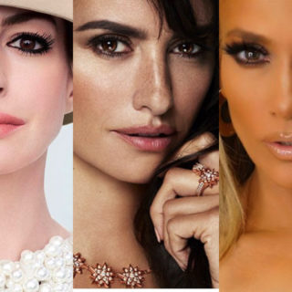 Beauty Alert: make up occhi scuri come le celebrities