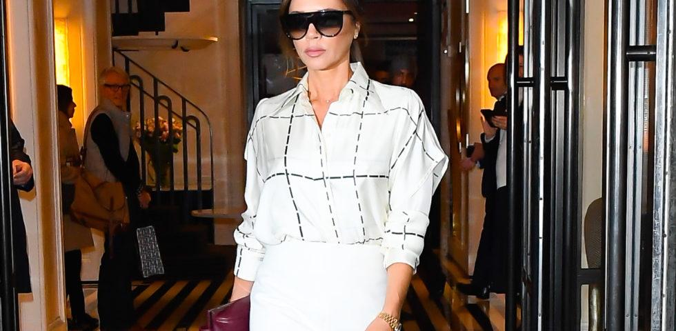 Victoria Beckham sfida Stella McCartney assumendo la sua tata