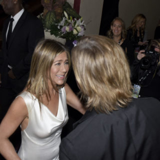 Brad Pitt si scusa con Jennifer Aniston per i suoi errori