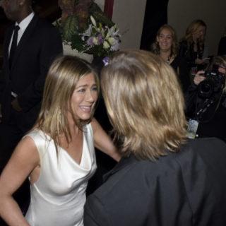 La Aniston e Pitt hanno le stesse stylist: coincidenze?
