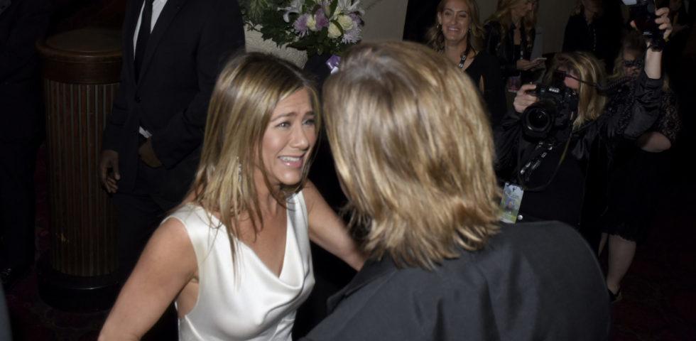 Brad Pitt si scusa con Jennifer Aniston per i suoi errori passati
