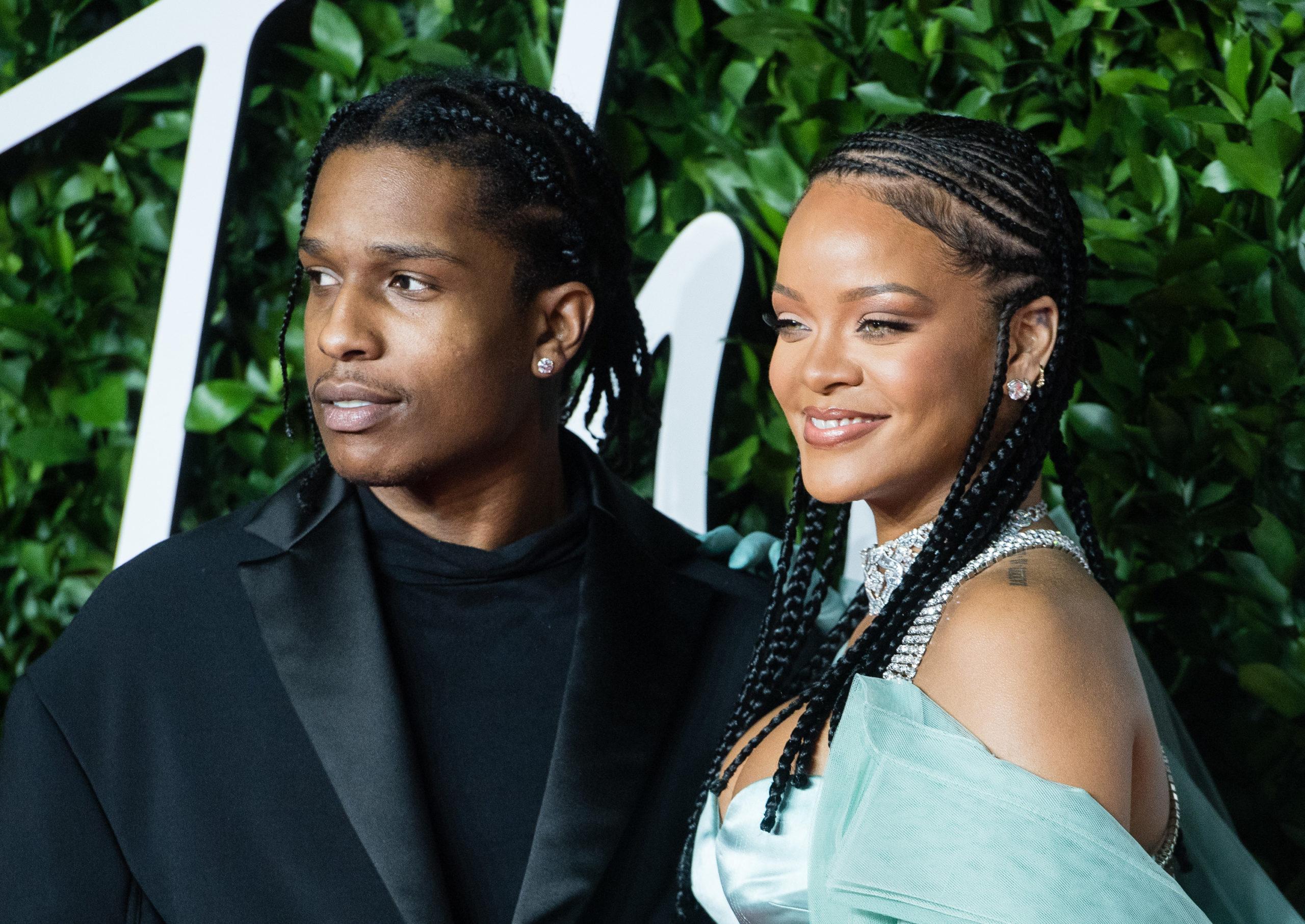 Rihanna ha un nuovo amore