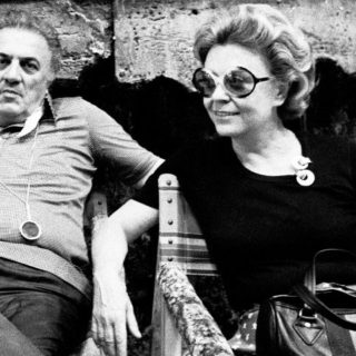 100 anni di Fellini: la storia d'amore con Giulietta Masina
