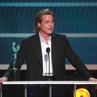 Brad Pitt: rifiutato il premio César onorario?
