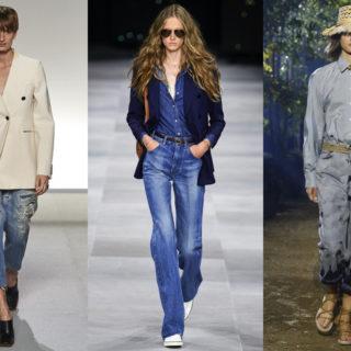Fashion Alert: passione denim!