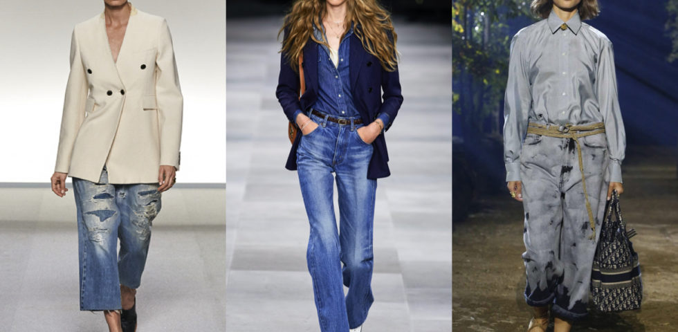 Le tendenze jeans per la Primavera-Estate 2020