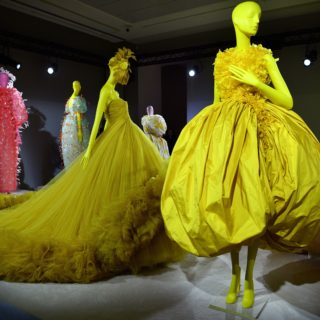 L'Haute Couture di Valli in mostra a Parigi