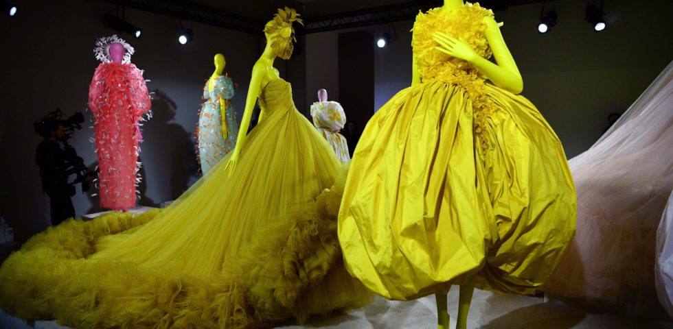 Giambattista Valli Haute Couture Primavera-Estate 2020