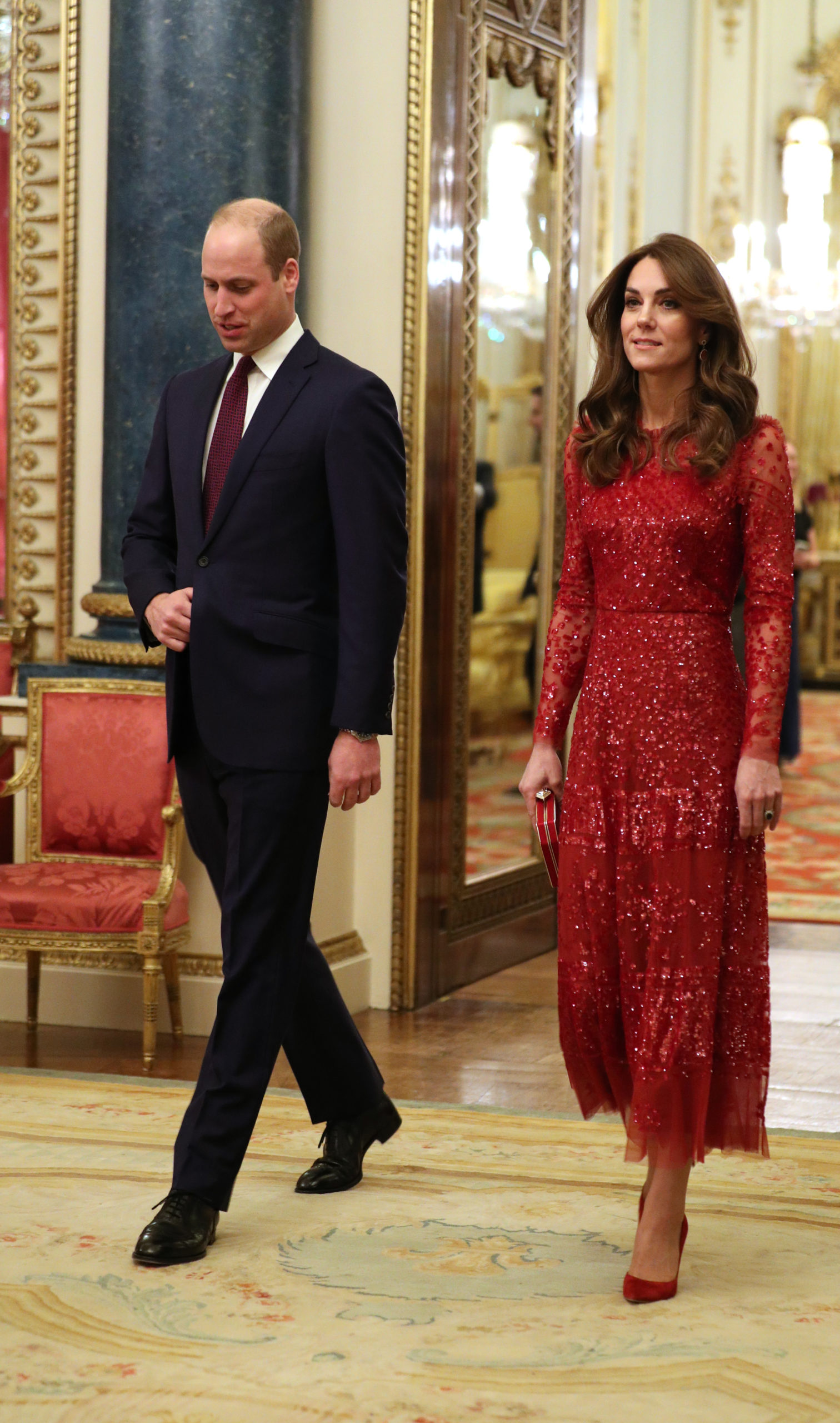 William e Kate Re e Regina