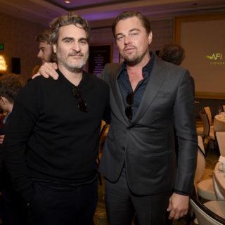 Joaquin Phoenix e la sua dedica a Heath Ledger
