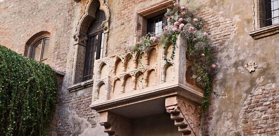 San Valentino 2020 nella casa di Giulietta a Verona con Airbnb