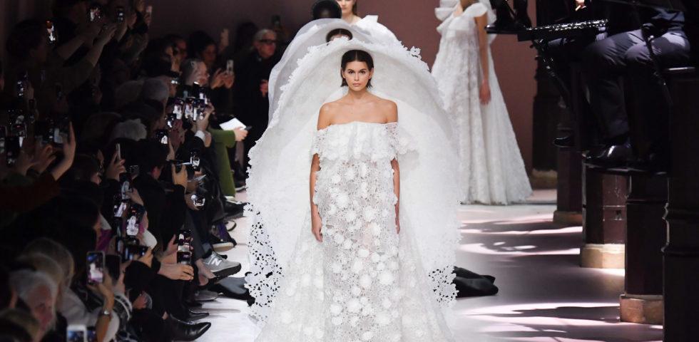 Givenchy Haute Couture Primavera-Estate 2020