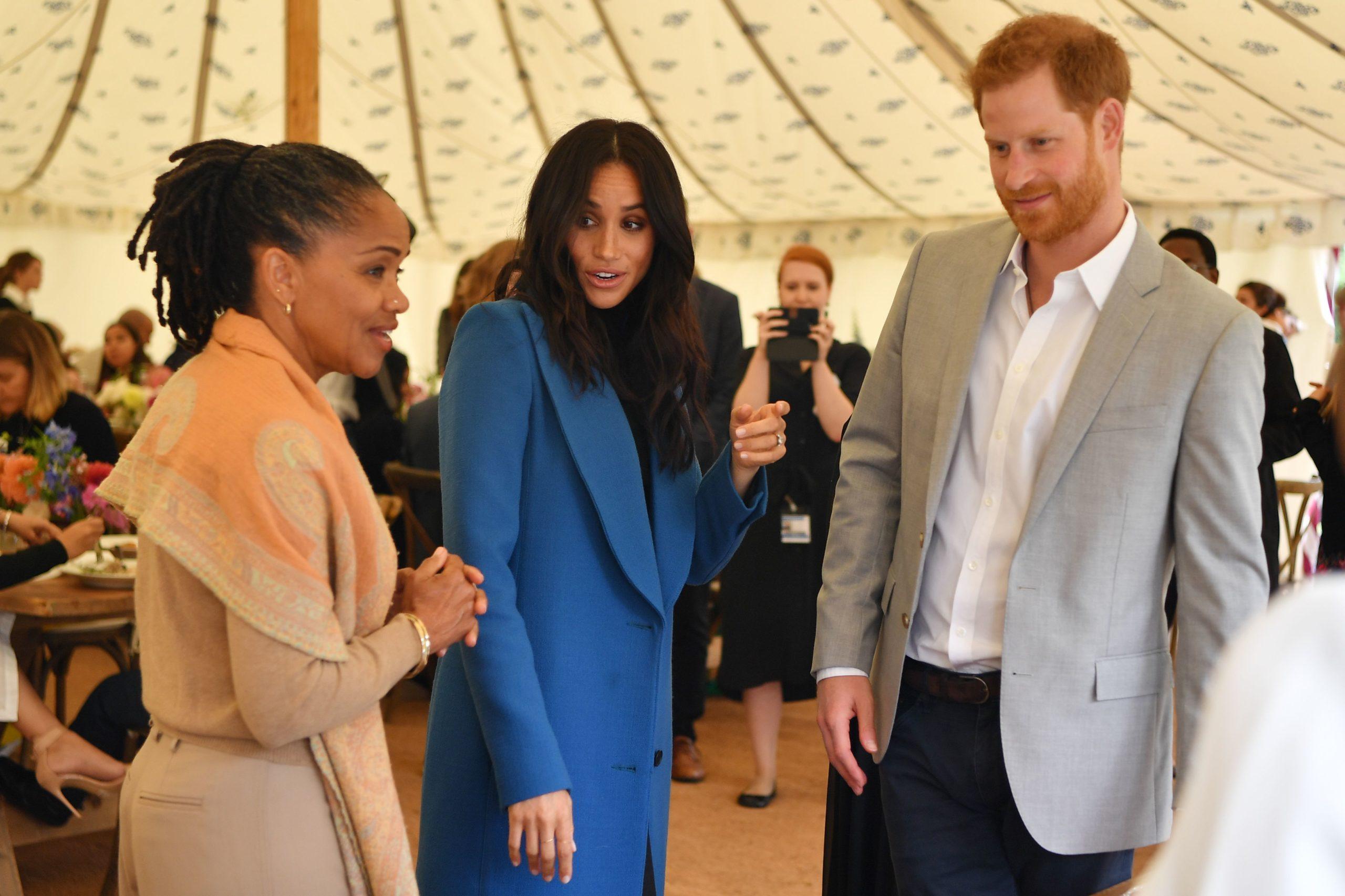 Doria sarà la tata del Royal Baby