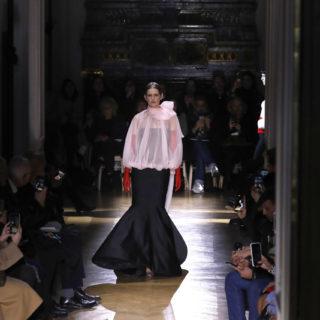 Valentino, l'unicità della couture