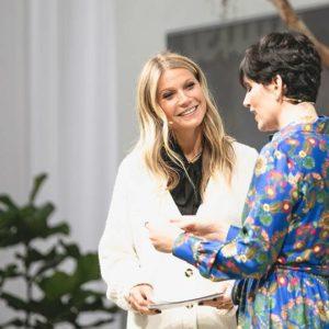 In crociera con Gwyneth Paltrow