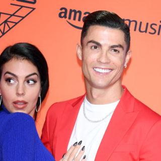 La dedica di Georgina Rodriguez a Ronaldo scatena i fan