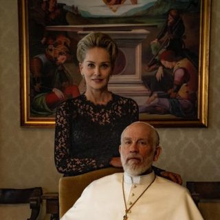 The New Pope: Sharon Stone e la richiesta sui matrimoni gay
