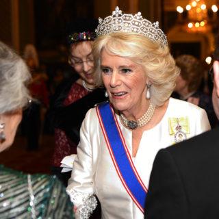 Tiara Greville: la storia del diadema preferito di Camilla