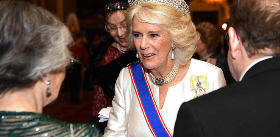 Tiara Greville: il diadema della Regina Madre passa a Camilla