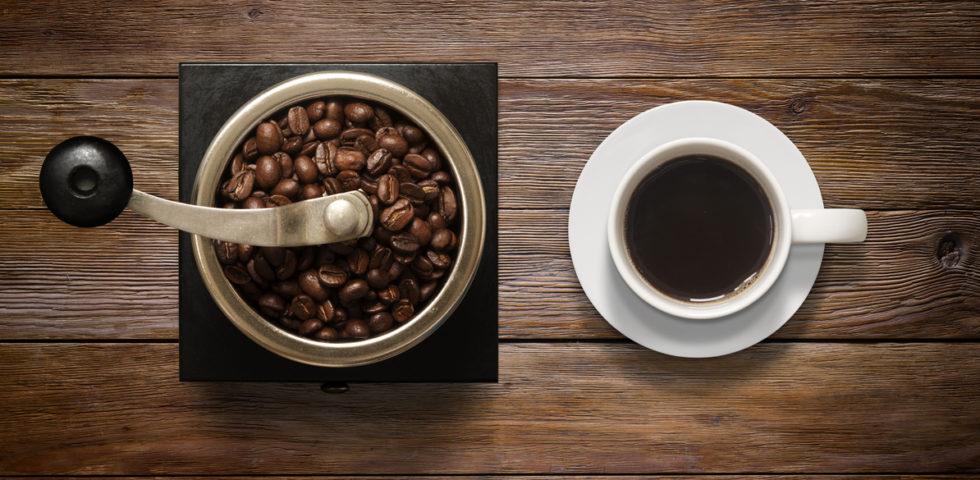 Macinacaffè: 5 prodotti per un caffè da bar