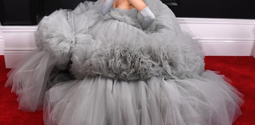 Grammy Awards 2020: l'abito da principessa di Ariana Grande incanta tutti