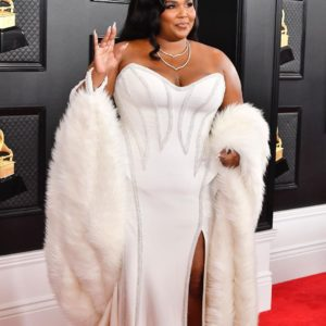 Il look di Lizzo ai Grammy Awards 2020